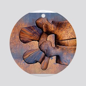 LumAb 1 Ornament (Round)