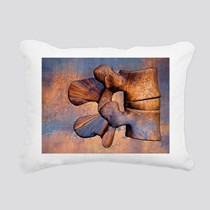 LumAb 1 Rectangular Canvas Pillow