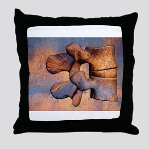 LumAb 1 Throw Pillow