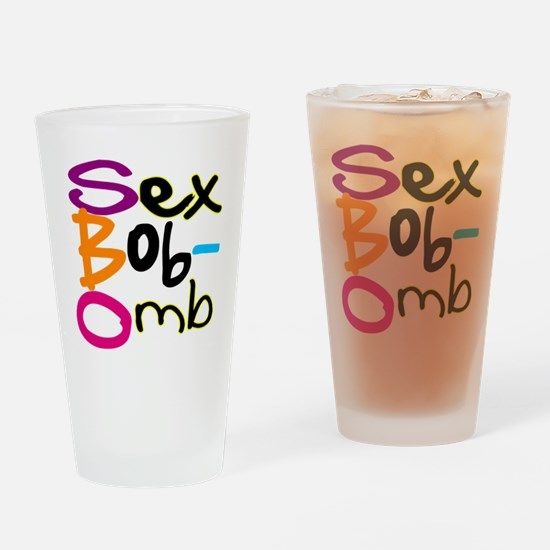sex bob-omb Drinking Glass