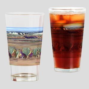 kanab_mousepad Drinking Glass