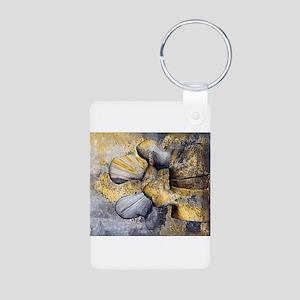 Lumbar Stone Keychains