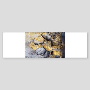 Lumbar Stone Bumper Sticker