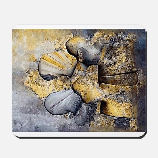 Lumbar Stone Mousepad