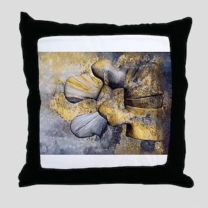 Lumbar Stone Throw Pillow