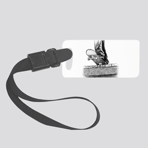 Drop in design Luggage Tag