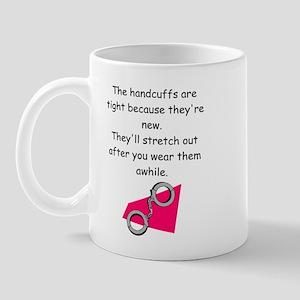 handcuffs Mug