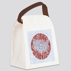 all-about-sanity-BUT Canvas Lunch Bag