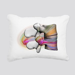 Lum 50 Rectangular Canvas Pillow