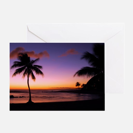 poipu_01 Greeting Card