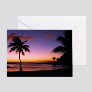 poipu_01 Greeting Card
