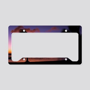 poipu_01 License Plate Holder