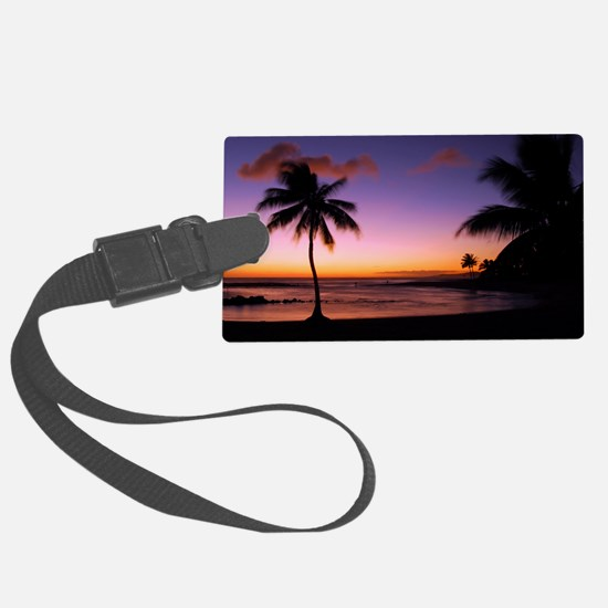 poipu_01 Luggage Tag