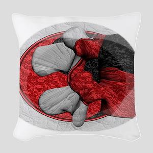 Lum 131 Woven Throw Pillow