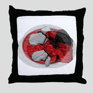 Lum 131 Throw Pillow