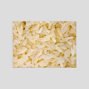 rice 5'x7'Area Rug