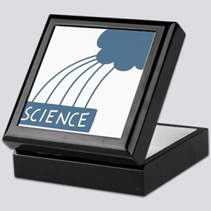 ScienceIsAwesome_dark Keepsake Box
