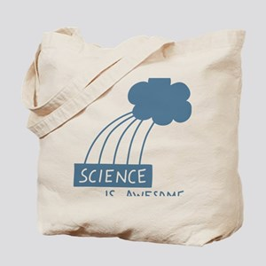 ScienceIsAwesome_dark Tote Bag