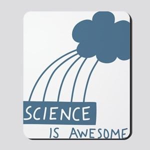 ScienceIsAwesome_dark Mousepad