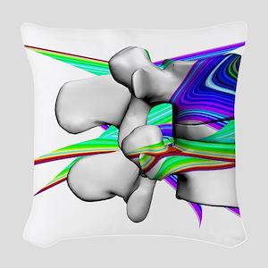 Lum 92 Woven Throw Pillow