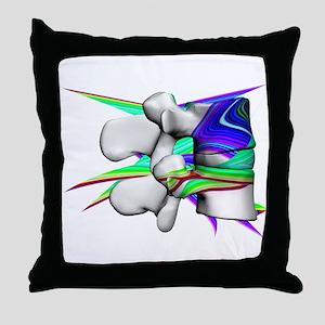 Lum 92 Throw Pillow