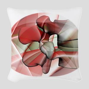 lum 124 Woven Throw Pillow