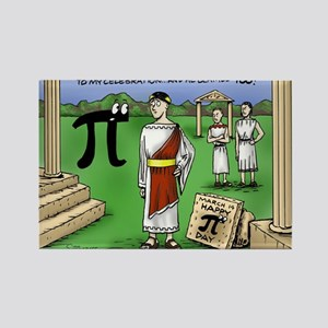 Pi_48 Caesar Ides of March (17.5x Rectangle Magnet