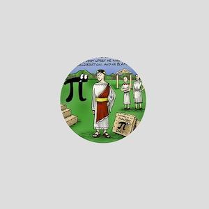 Pi_48 Caesar Ides of March (17.5x11.5  Mini Button