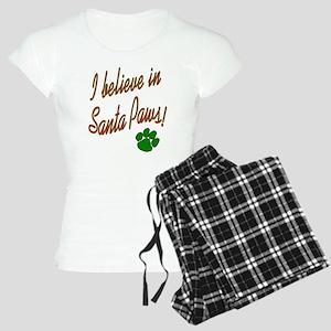 santa paws Women's Light Pajamas