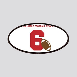 Football Star Custom Age Patches