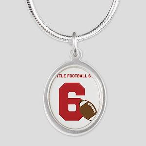 Football Star Custom Age Necklaces