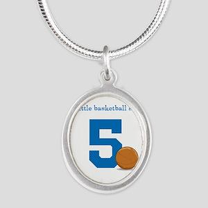 Basketball Star Custom Age Necklaces