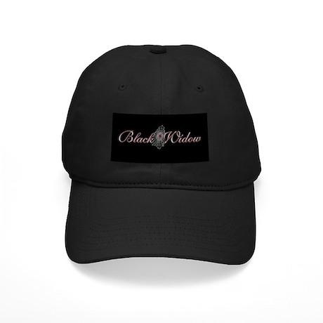 Black Widow Black Cap