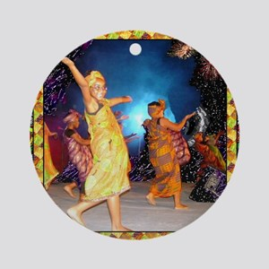 Image7fffdance Ornament (Round)