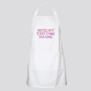 I'M STILL HOT BBQ Apron