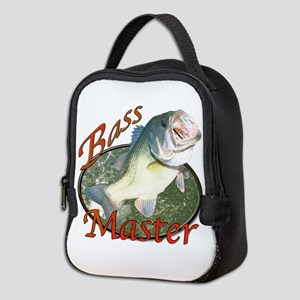 Bass master Neoprene Lunch Bag
