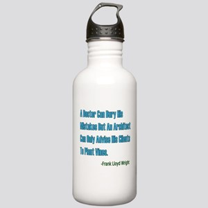 Architects and Doctors Stainless Water Bottle 1.0L
