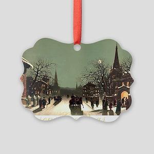 Scene 7 Picture Ornament
