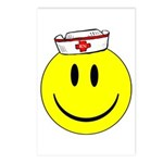 Registered Nurse Happy Face Postcards (Package of