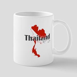 Thailand Diver Mug