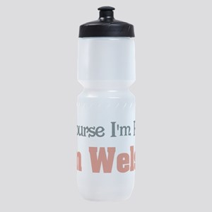 Im Welsh Sports Bottle