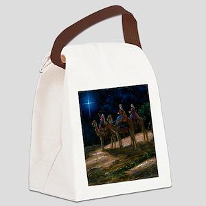 ThreeWiseMen3 Canvas Lunch Bag