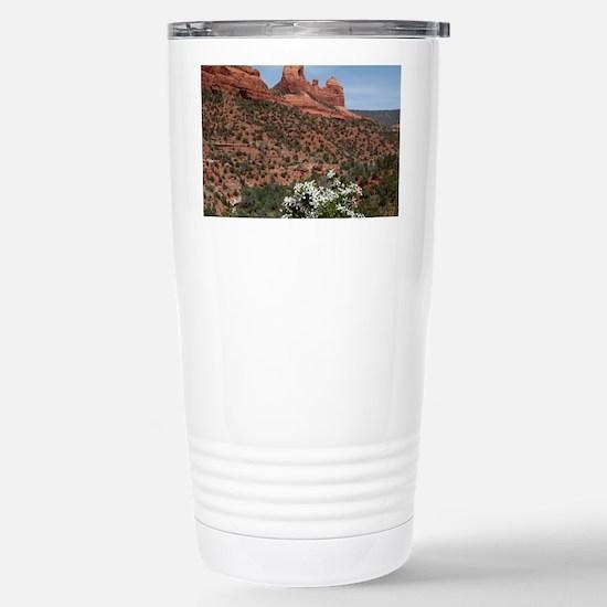 Sedona Arizona Stainless Steel Travel Mug
