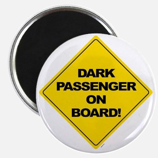 Dark Passenger On Board - Basic Magnet