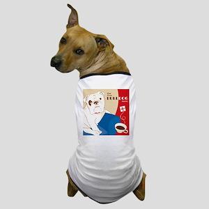 World Famous Bulldog Brand Tea Dog T-Shirt