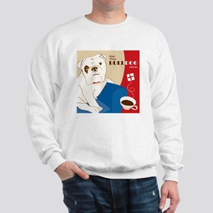 World Famous Bulldog Brand Tea Sweatshirt