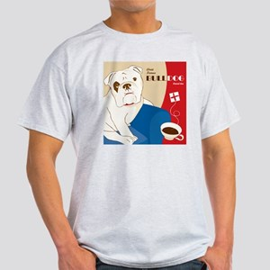 World Famous Bulldog Brand Tea Light T-Shirt