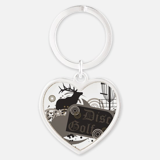 DG_OAKLAND_01a Heart Keychain