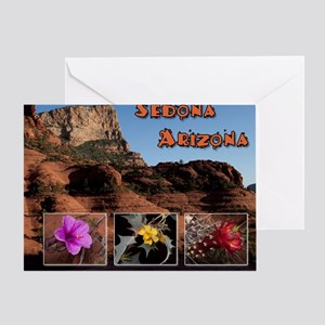 Sedona Arizona Combo Greeting Card