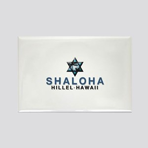 Shaloha Rectangle Magnet
